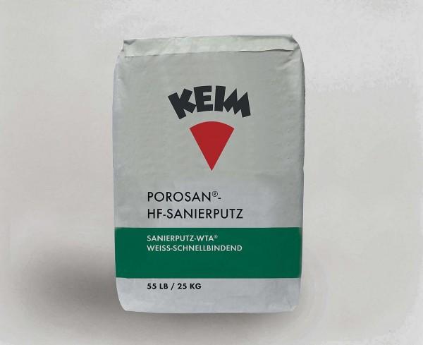 KEIM Porosan®-HF-Sanierputz