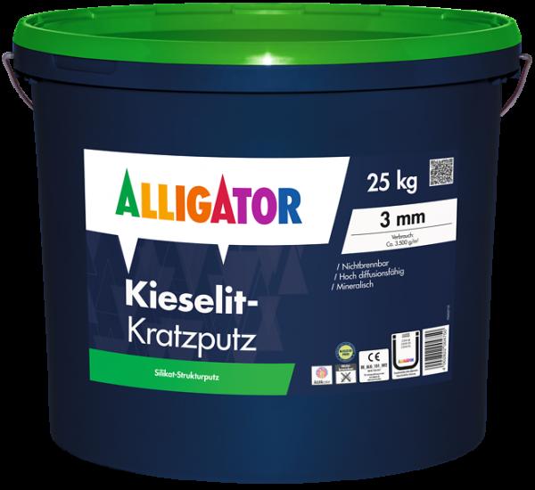 Alligator Kieselit-Kratzputz 1,5 mm