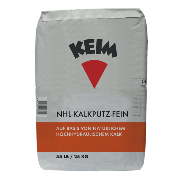 KEIM NHL-Kalkputz-Fein