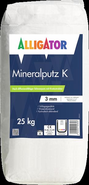 Alligator Mineralputz K