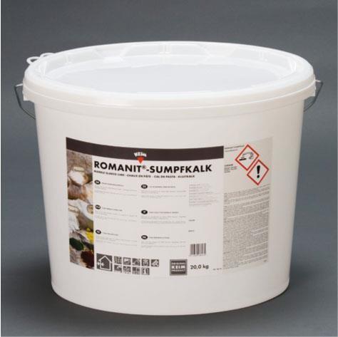 KEIM Romanit®-Sumpfkalk