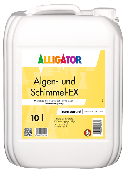 Alligator Algen- und Schimmel-EX