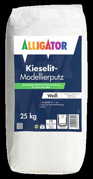 Alligator Kieselit-Modellierputz