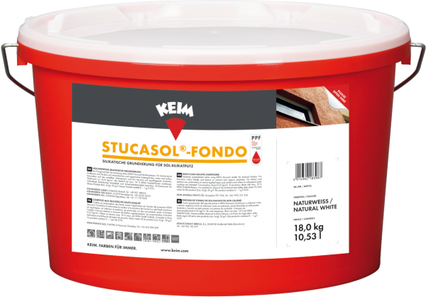 KEIM Stucasol-Fondo