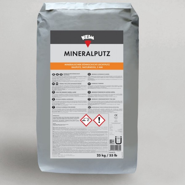 KEIM Mineralputz