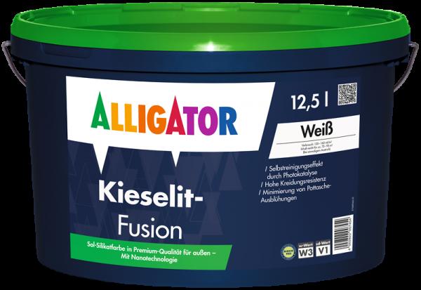 Alligator Kieselit-Fusion Weiß
