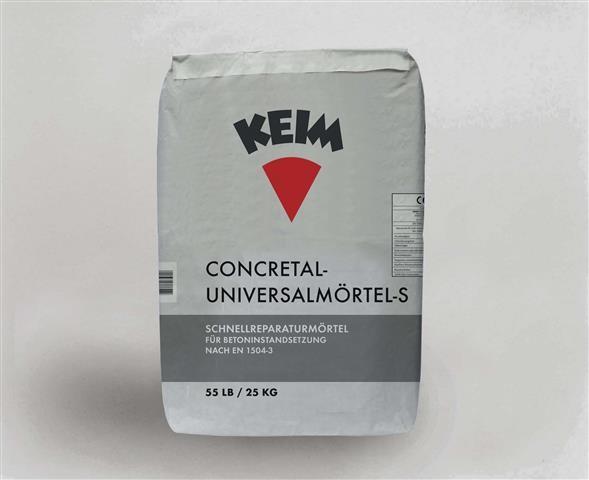 KEIM Concretal-Universalmörtel-S